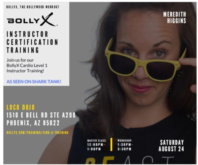 BollyX Certification Training